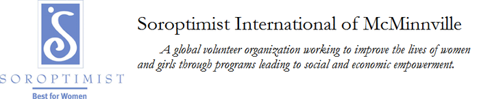 Soroptimist International of McMinnville